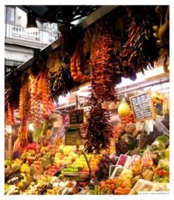 barcelona-with-kids--boquerilla-market