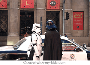 travel-with-kids-los-angeles-hollywood-boulevard
