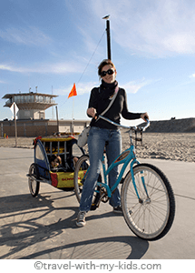 travel-with-kids-los-angeles-venice-beach-bike