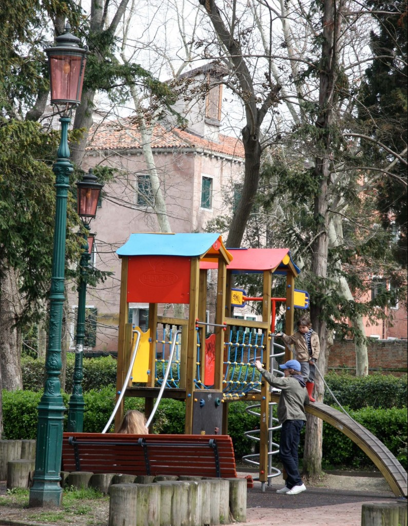 Venice-travel-with-kids-playground
