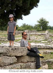 travel-naples-paestum-with-kids-italy