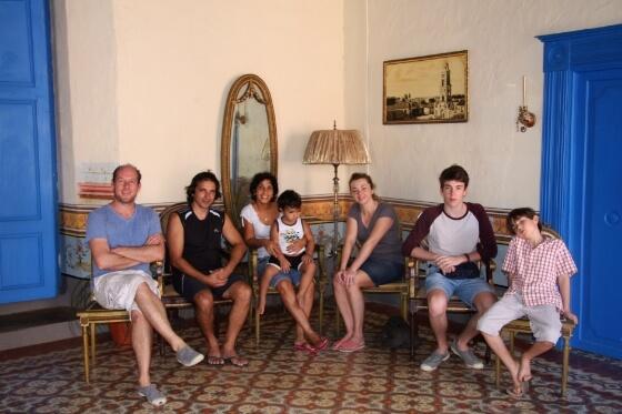 Cuba With Kids Trinidad Casa Particular