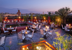 marrakech-with-kids-restaurant-foundouk