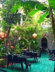 marrakech-with-kids-restaurant-le-jardin
