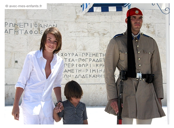 ATHENS with Kids - Family Guide - Travel With My Kids