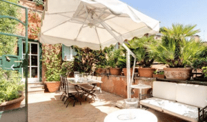 Rome with kids apartment Friendly Rentals