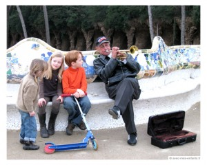 barcelona-with-kids-guell-park
