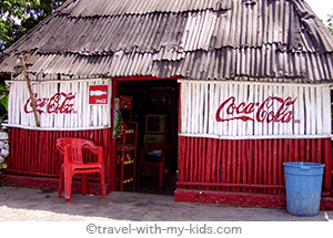 mexico-yucatan-with-kids-coca-cola