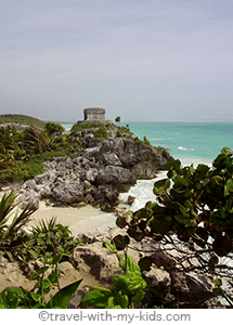 mexico-yucatan-with-kids-tulum-castillo