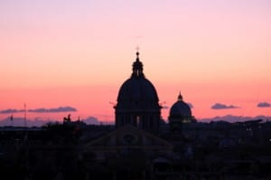 rome-with-kids-vatican-cupola