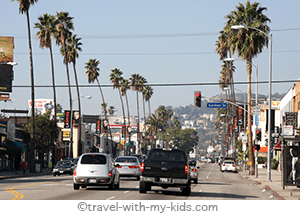 travel-with-kids-los-angeles-sunset-boulevard