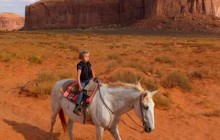 Travel with kids US National Park Monument Valley
