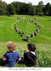 stockholm-with-kids-viking-Anundshog 2