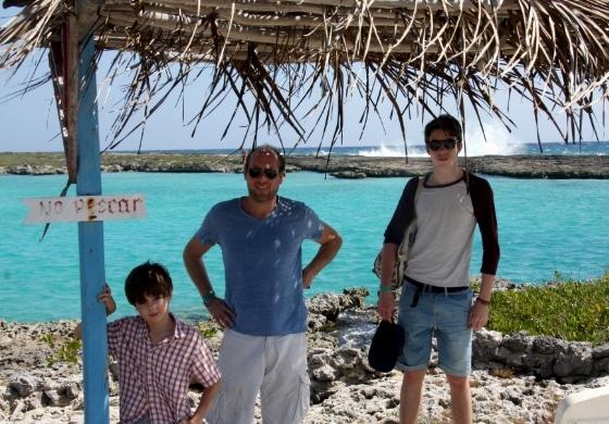 cuba-with-kids-snorkeling-caleta-buena