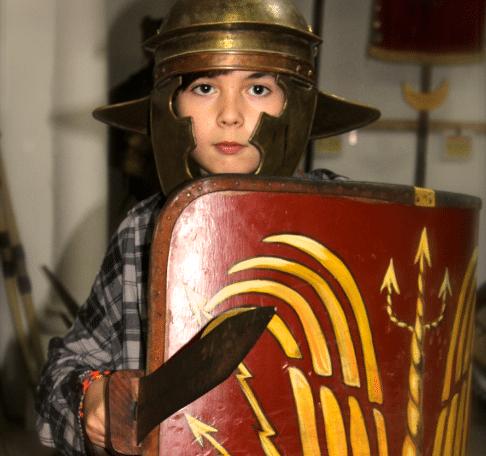 rome-gladiator-school-kids